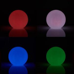 8 Seasons Dekoračná LED lampa Shining Globe 40 cm