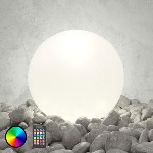 8 Seasons Dekoračná LED lampa Shining Globe 50 cm