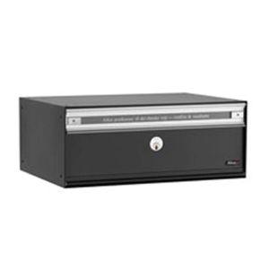 Prémiová poštová schránka PC2, čierna