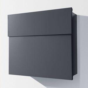 Dizajnová poštová schránka Letterman IV, antracit