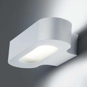 Dizajnové nástenné svetlo Artemide Talo biele