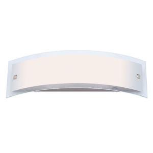 Brilliant Moderné nástenné svetlo Elysa 2-plameňové