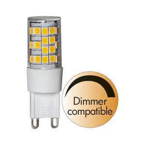 Best Season LED žiarovka s kolíkovou päticou G9 3,8W 4000K