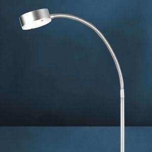 Flexibilná stojaca LED lampa SATURN, 1-plameňová