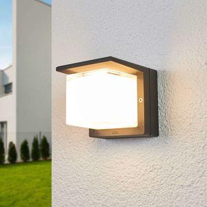 BEGA vonkajšie nástenné LED svetlo Erik zaclonené