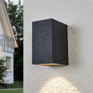 BEGA 1-str svietiace vonkajšie nástenné LED Fred