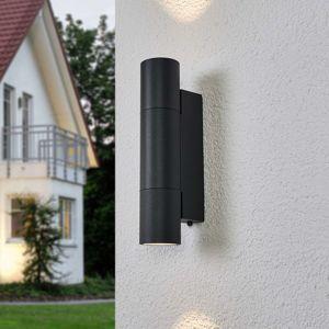 BEGA Vonkajšie nástenné LED Andy 2-stranne