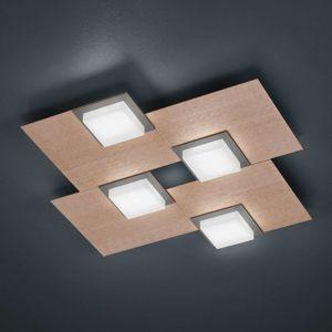 BANKAMP Quadro stropné LED svietidlo 32W