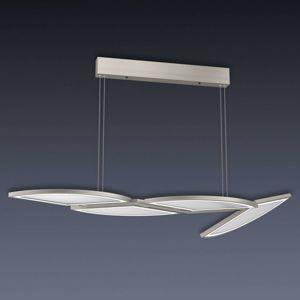 Štvor-plameňové LED závesné svietidlo Movil