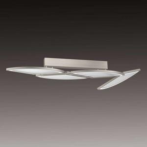 Movil – stropné LED svietidlo, 4 svetelné segmenty