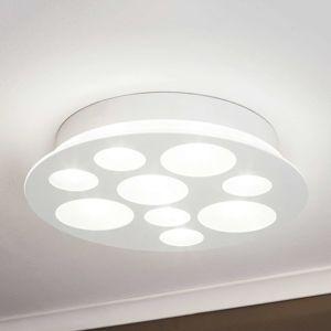 Pernato – okrúhle biele stropné LED svietidlo