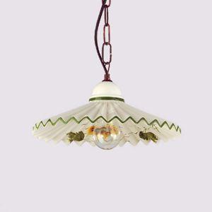 Závesná lampa Rusticana s reťazovým zavesením