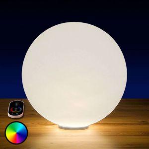 Sun Shine RGB svietiaca LED guľa s batériou