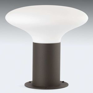 Soklové LED svietidlo Blub's, 24 cm