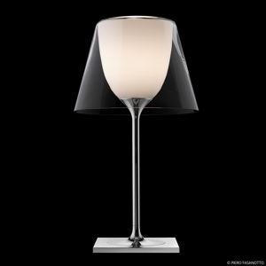 FLOS FLOS KTribe T1 stolná lampa, priehľadná