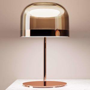 Fontana Arte Equatore – stolná LED lampa, 60 cm