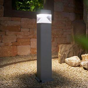LED Ester 800, odolné voči morskej vode, sivé