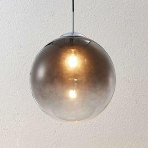 Lindby Robyn sklenená závesná lampa, 1-pl.