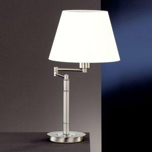 Stolná lampa Berlin chróm