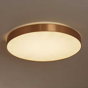 Hufnagel Stropné svietidlo Aurelia stmievateľné zlato 78 cm