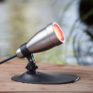 HEISSNER HEISSNER SMART LIGHTS svetlo LED RGB striebro 9W