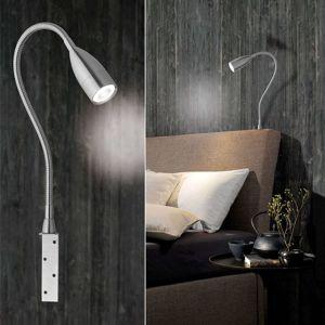 Gestami stmievateľné nástenné LED svietidlo Sten