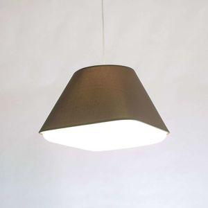 Innermost RD2SQ 40 – závesná lampa v teplej sivej