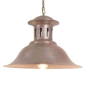 Vysokokvalitná závesná lampa Maxime z medi