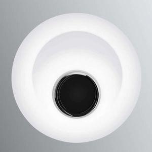 Kundalini Dawn 40 zapustené nástenné LED čierne