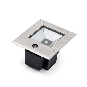Konstmide Podlahové LED svetlo Dale 9W súmrakový snímač
