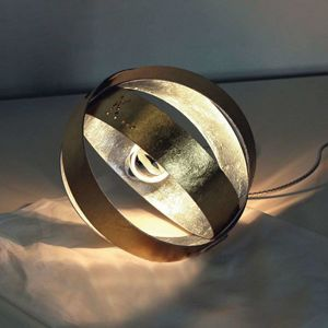 Knikerboker Ecliptika moderná stolná LED lampa