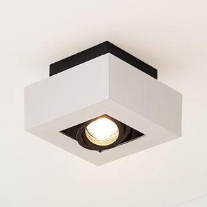 Arcchio Arcchio Vince stropné LED svietidlo 14x14 cm biele