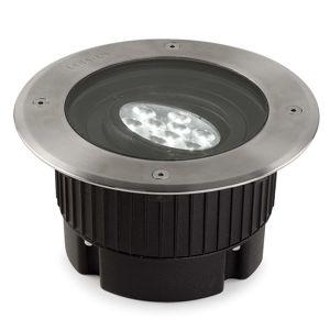 9W zapustené podlahové LED svetlo Gea