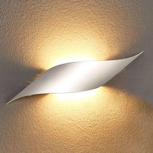 Nástenné LED svietidlo Rizz 34,5cm, hliník