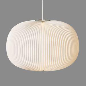 LE KLINT Lamella 1 dizajnová závesná lampa hliník