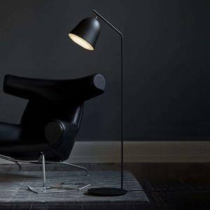 LE KLINT Caché dizajnová stojaca lampa, čierna