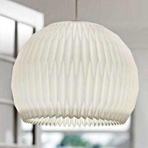 LE KLINT 147 – plastová závesná lampa, handmade