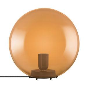 LEDVANCE LEDVANCE Vintage 1906 stolná lampa Bubble oranžová