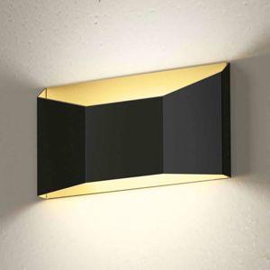 Dvojfarebné nástenné LED svetlo Esa, plochý tvar