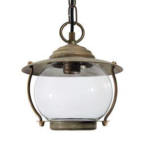 Závesná lampa Olivia odolná voči morskej vode