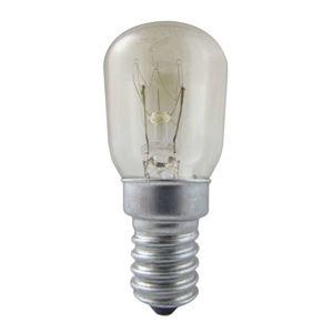 E14 15W žiarovka do chladničky číra stmievateľná
