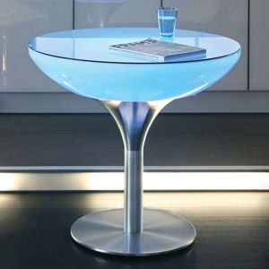 Svietiaci stôl Lounge Table LED Pro V 75 cm