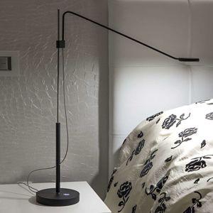 ICONE Tecla – útla LED lampa na písací stôl