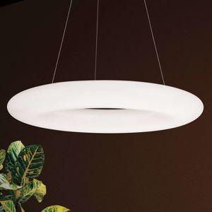 Závesné LED svietidlo Yana kruhový tvar