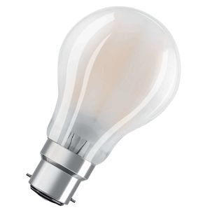 LED žiarovka B22d 4W teplá biela 470lm