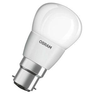 Kvapková LED žiarovka B22d 5W stmievateľná