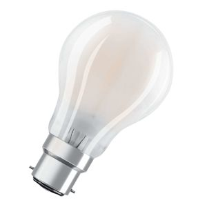OSRAM B22d LED žiarovka Superstar Retro 827 8,5W