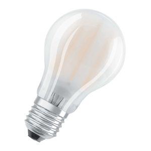 OSRAM LED žiarovka E27 11W Classic A 2700K matná