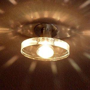 Zapustené svetlo Meneo so zaujímavým efektom