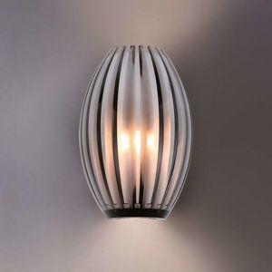 Vejárovité tienidlo na lampu nástenné svetlo Maja